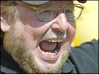 US tycoon and Manchester United shareholder Malcolm Glazer