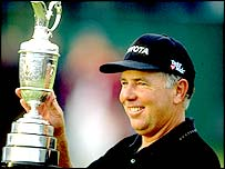 Mark O'Meara won the last time the Open was at Royal Birkdale in 1998