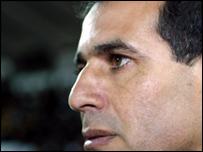 Morocco manager Badou Zaki