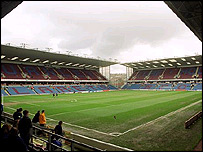 Burnley's Turf Moor