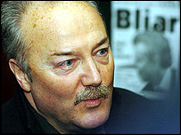 George Galloway, Independent MP for Glasgow Kelvin