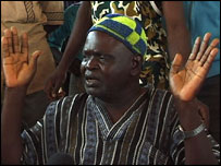 Chief Idrissa Zungurane