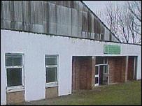 Pontrhydfendigaid Pavilion