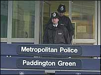 Paddington Green Station