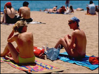 Tourism is Spain's biggest industry, with a ready supply of sun and sand