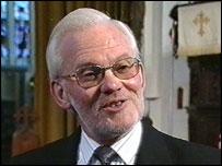 Canon Malcolm Widdecombe
