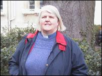 The Reverend Canon Brenda Dowie