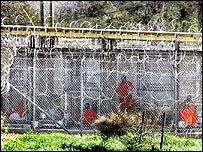 Camp X Ray, Guantanamo Bay, Cuba