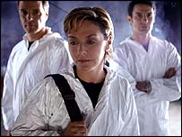 Amanda Burton stars in the BBC drama Silent Witness