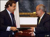 Vicecancilleres de Chile y Bolivia en Santiago