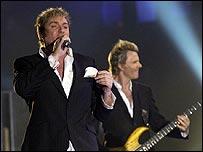 Duran Duran at Brit Awards