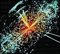 Higgs decay, Cern