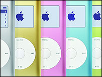 Apple's iPod mini