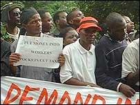 Zambian strikers