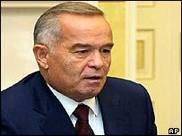 Uzbek President, Islam Karirmov