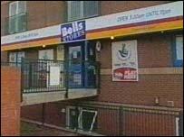 Bells Stores shop