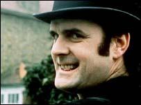 John Cleese in Monty Python, BBC