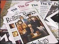 Rolling Stones fanzines