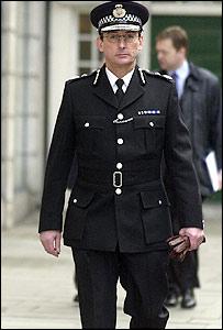 Chief Constable Tom Lloyd