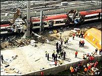Madrid explosions
