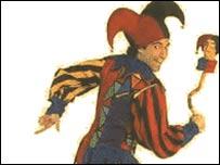 A jester
