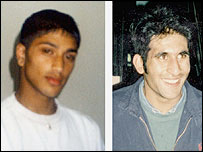 Ruhal Ahmed & Shafiq Rasul were released from Guantanamo Bay