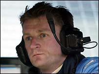 McNish has been in Formula One for three years