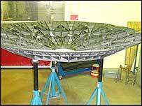 Mirror, European Space Agency