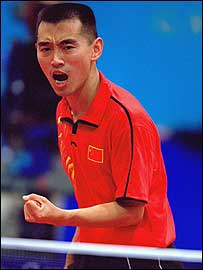 China's Kong Linghui
