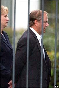 Jeff Skilling, ex presidente ejecutivo de Enron