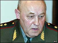 Colonel General Yuri Baluyevsky