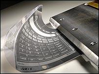Flexible paper (Image: Philips)