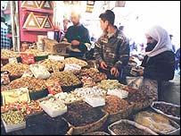 Iraq market