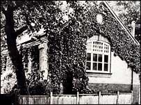 Bournville estate in the 19th century