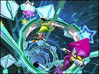 Screenshot of Sonic Heroes