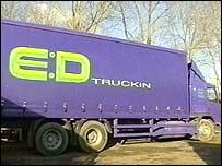 E:D Truckin