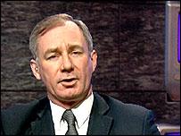 Geoff Hoon, Defence Secretary