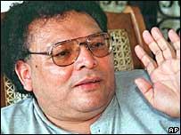 Carlos Guadamuz, periodista nicaragüense asesinado en enero del 2004.