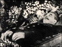 Сталин в гробу