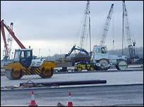 Mostyn Docks