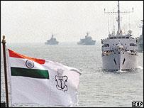 Naval exercises