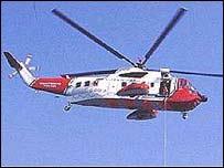 Coastguard helicopter (generic)