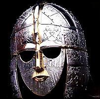 Sutton Hoo helmet, PA