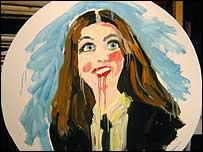 Portrait of Rachel Whitear