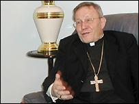 Кардинал Вальтер Каспер