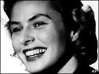 Ingrid Bergman played Gladys Aylward on screen