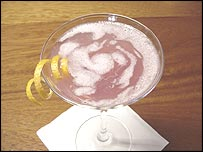 A Gin Cosmo