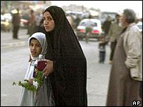 Street scene in Basra