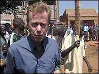 Andrew Harding reporting from Lira