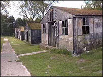 Harperley PoW camp